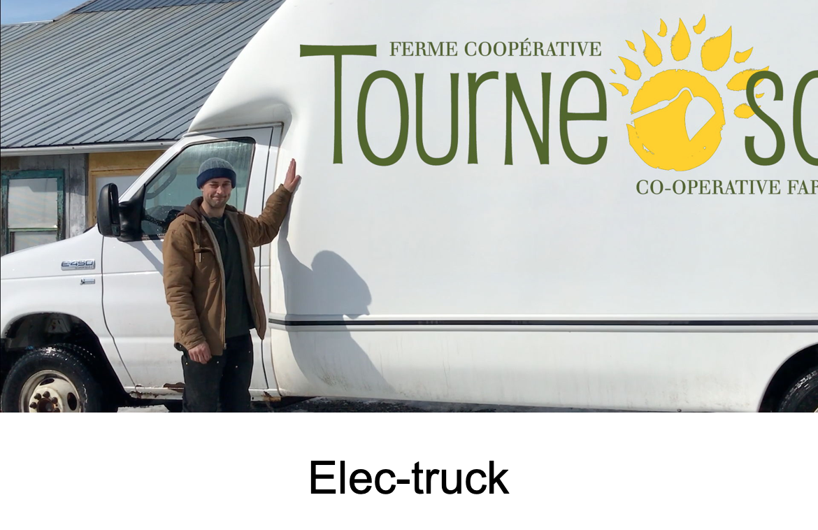 Support our Elec-Truck crowdfunding campaign!